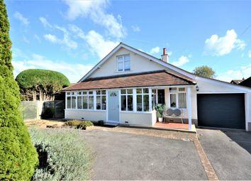 Thumbnail 3 bed detached house for sale in Sefton Avenue, Rose Green, Bognor Regis