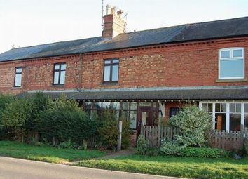 Thumbnail 2 bed terraced house for sale in Railway Cottages, Church Brampton, Northampton