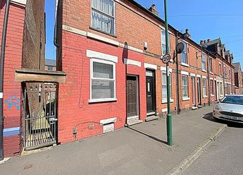 Thumbnail 2 bed end terrace house for sale in Westwood Road, Sneinton, Nottingham