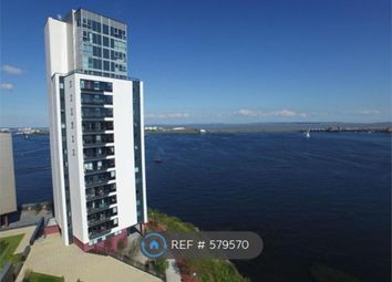 Thumbnail 2 bed flat to rent in Prospect Place, Cardiff