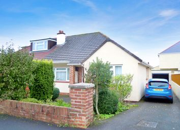 Thumbnail 3 bed semi-detached bungalow for sale in Manor Gardens, Kingskerswell, Newton Abbot