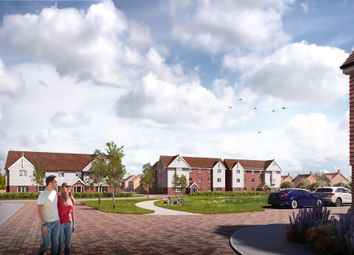 Thumbnail 2 bed terraced house for sale in Blossom Grove, Station Road, Teynham Kent