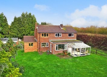 Thumbnail 4 bed detached house for sale in Green Lane, Chieveley, Newbury