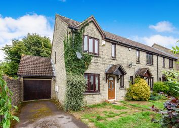 Thumbnail End terrace house to rent in Hayfield, Marshfield, Chippenham
