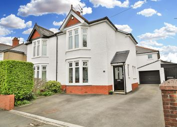 Thumbnail 5 bed semi-detached house for sale in Foreland Road, Whitchurch, Cardiff