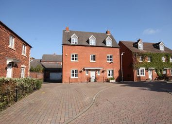 Thumbnail 5 bed detached house for sale in Ryder Drive, Muxton, Telford