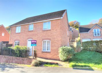 Thumbnail 4 bed detached house to rent in Chervil Close, Newcastle