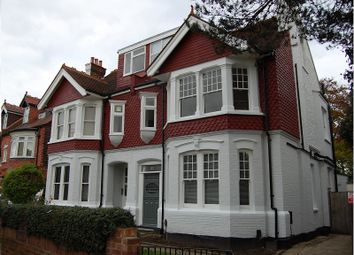 Thumbnail 1 bed flat to rent in Twyford Avenue, London, Greater London.