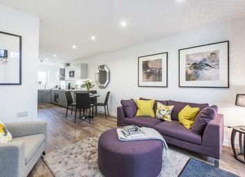 Thumbnail 1 bed flat to rent in Eckington Lane, London
