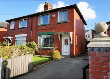 Thumbnail 3 bed semi-detached house for sale in Pansy Road, Farnworth, Bolton