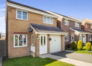 Thumbnail 3 bed detached house for sale in Hawthorn Drive, Twynyrodyn, Merthyr Tydfil