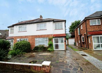 Thumbnail 3 bed semi-detached house for sale in Birkdale Avenue, Pinner