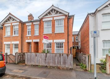 Thumbnail 4 bed semi-detached house for sale in Minorca Road, Weybridge
