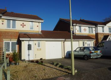 Thumbnail 3 bed terraced house for sale in Marlin Close, Gosport