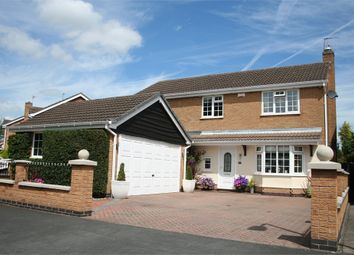 Thumbnail 4 bed detached house for sale in Boundary Way, Shepshed, Loughborough, Leicestershire
