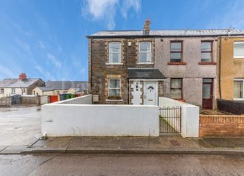 Thumbnail 2 bed end terrace house for sale in Park Street, Griffithstown, Pontypool.