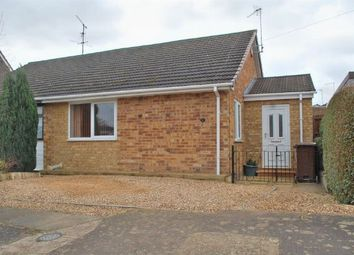 Thumbnail 2 bedroom semi-detached bungalow for sale in Pytchley Way, Duston, Northampton