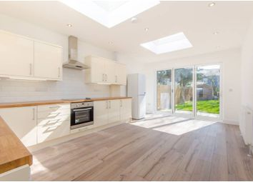 Thumbnail 3 bed terraced house for sale in Pevensey Road, London