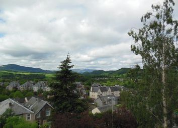 Thumbnail Serviced flat to rent in Heathcote Road, Crieff