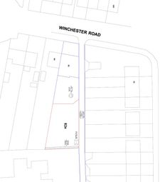 Thumbnail Land for sale in Building Plot At, 82 Winchester Road, Bedford, Bedfordshire