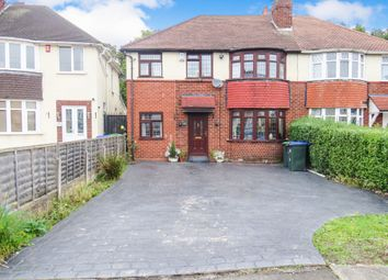 Thumbnail 4 bed semi-detached house for sale in Coronation Road, Great Barr, Birmingham