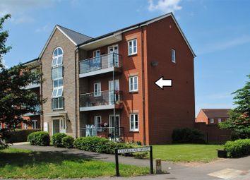 Thumbnail 2 bed flat for sale in Sandalwood Ride, Stockmoor, Bridgwater