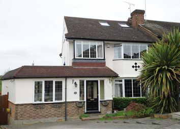 Thumbnail 4 bed semi-detached house for sale in Lovelace Road, East Barnet, Herts
