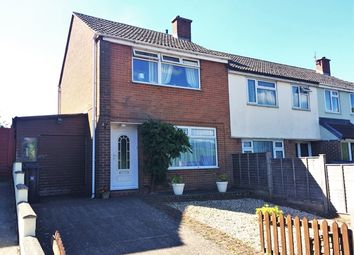Thumbnail 3 bed end terrace house for sale in Rosemount Lane, Honiton