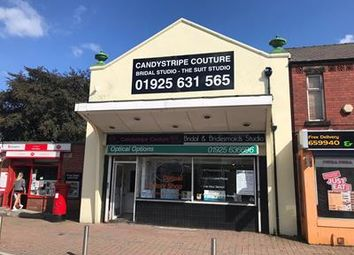 Thumbnail Retail premises to let in 715 Knutsford Road, Latchford, Warrington, Cheshire