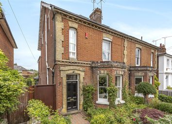 Thumbnail 5 bed semi-detached house for sale in Ranelagh Road, St Cross, Winchester
