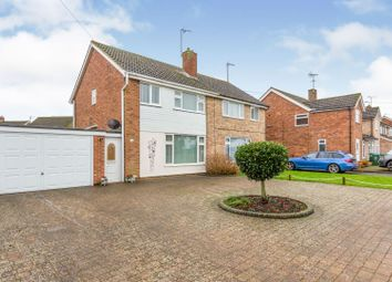 Greetham Road, Bedgrove, Aylesbury HP21. 3 bed semi-detached house for sale