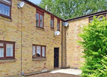 Thumbnail 3 bed terraced house for sale in Clouston Close, Wallington, Surrey
