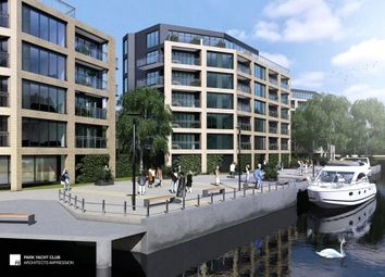 Thumbnail 2 bed flat for sale in The Yacht Club, Riverside
