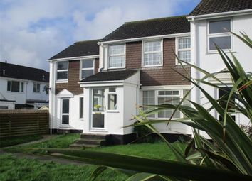Thumbnail 3 bed semi-detached house for sale in St Johns Walk, St. Ives, Cornwall