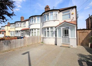 Thumbnail 3 bed semi-detached house for sale in Conway Crescent, Perivale, Middlesex