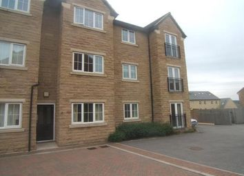 Thumbnail 2 bed flat to rent in Mission Court, Wolley Grange, Woolley, Barnsley