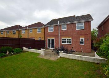 4 bed detached house for sale in Gerard Close, Bradville, Milton Keynes MK13