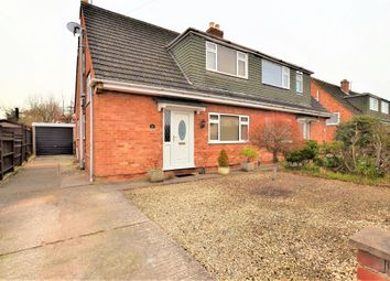 Thumbnail 3 bed semi-detached house for sale in Wards Road, Hatherley, Cheltenham, Gloucestershire