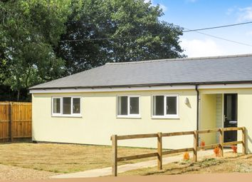 Thumbnail 3 bed terraced bungalow for sale in Thurning Road, Briston, Melton Constable
