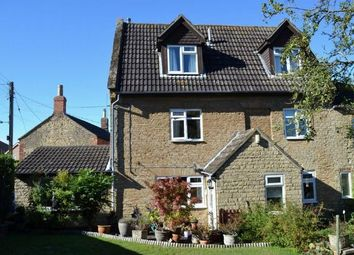Thumbnail 3 bed cottage for sale in The Leys, Roade, Northampton