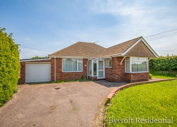 Thumbnail 2 bed detached bungalow for sale in Easterley Way, Hemsby, Great Yarmouth
