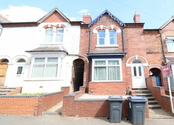 Thumbnail 2 bed terraced house for sale in Woodland Road, Handsworth, West Midlands