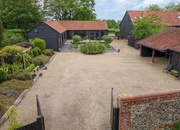 Thumbnail 2 bed barn conversion for sale in Brockley Road, Whepstead, Bury St. Edmunds