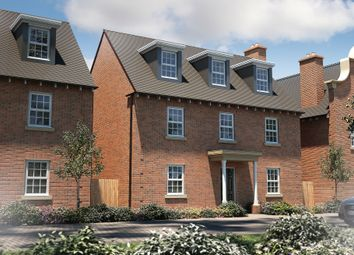 "Thumbnail 4 bedroom detached house for sale in ""The Landguard"" at Taunton Road, Wellington"