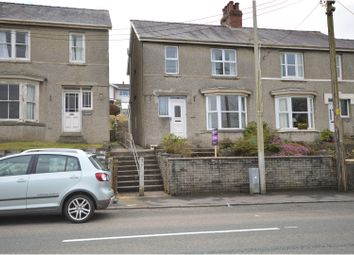 Thumbnail 2 bed semi-detached house for sale in Llangunnor Road, Carmarthen