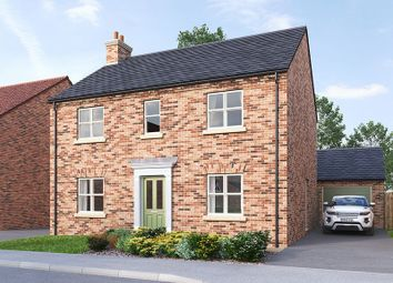 Thumbnail 4 bed detached house for sale in Plot 3, The Paddocks, Rillington, Malton