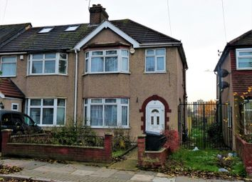 Thumbnail 4 bed end terrace house for sale in Somerset Road, Southall