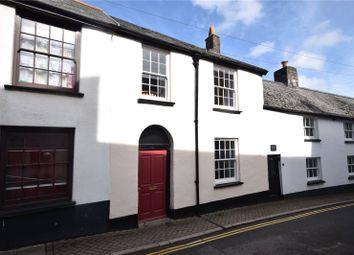 Thumbnail 3 bed terraced house for sale in Castle Street, Torrington