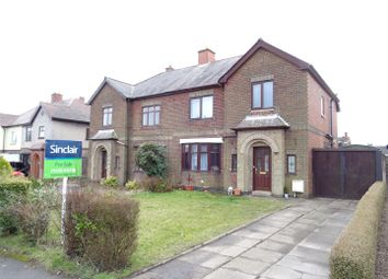 Thumbnail 3 bed semi-detached house for sale in Ashby Road, Coalville, Leicestershire