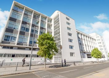Thumbnail 1 bed flat for sale in Lee Street, Leicester